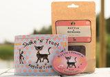 R&R Cat Treats Salmon/Trout Gift tin 270gr_