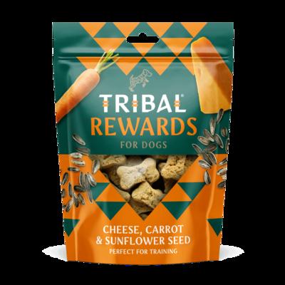 Tribal Cookies Kaas, Wortel en Zonnenbloempitten
