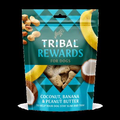 Tribal Cookies Kokosnoot, Banaan & Pindakaas