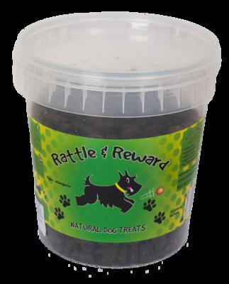 R&R Natural Dog Treats Salmone 375gr