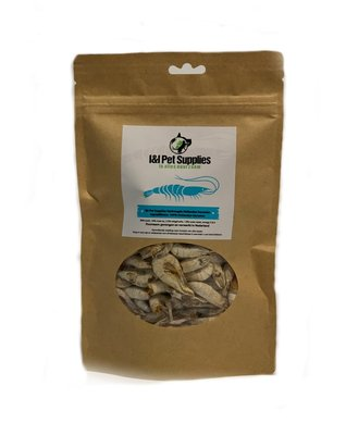 I&I Pet Supplies Garnalen 100 Gram