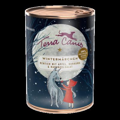 Terra Canis Kerst diner 400 gram