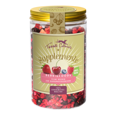 Terra Canis Supplement - Rood Fruit