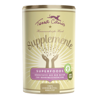 Terra Canis Supplement - Superfoods