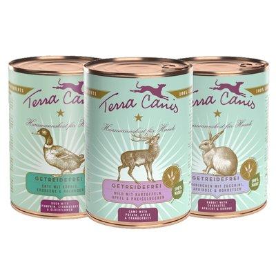 Terra Canis - Graanvrije Menu's - 400 gram