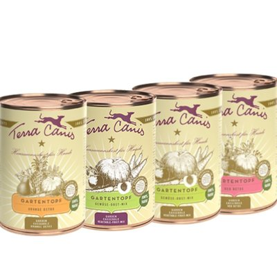 Terra Canis - Groente menu's - 400 gram