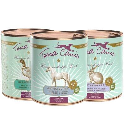 Terra Canis - Graanvrije Menu's - 800 gram