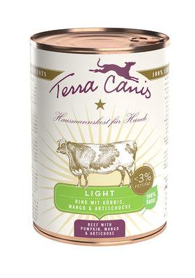 Terra Canis - Light Menu's