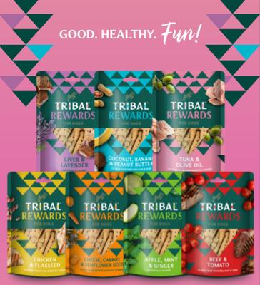 Tribal Hondenkoekjes met voordelen