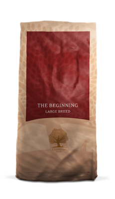 Essential Foods - The Beginning Large Breed - 12kg