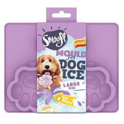 Smoofl Mal voor hondenijsjes - Large