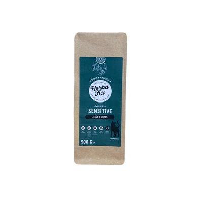 Herbafix Kat - Sensitive - 500 gram