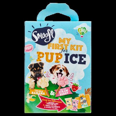 Smoofl  Puppy Kit  met de smaken Aardbei & Banaan