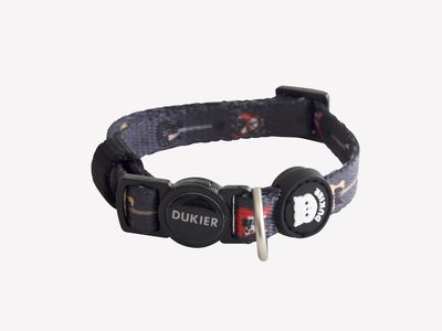 Dukier - Halsband poes - Rockster