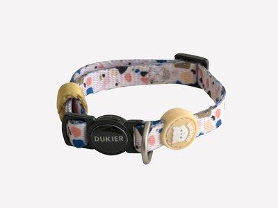Dukier - Halsband poes - Terrazo