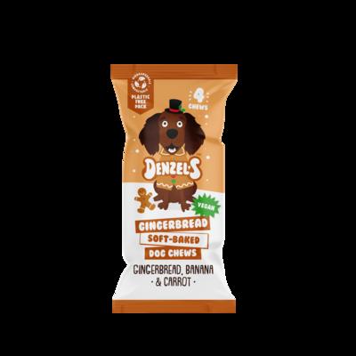 Denzel's - Kerst Gingerbread kauwstaven - 50 gram