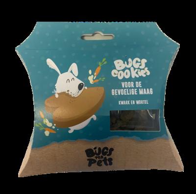 BugsforPets - Bugs Cookies - Voor de gevoelige maag
