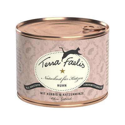 Terra Faelis Klassiek Menu 200 gr - Kip met pompoen & kattenkruid