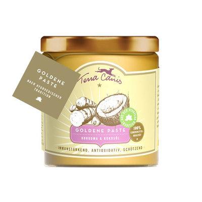 Terra Canis Pasta's 250 gr - Golden Paste met kurkuma & kokosolie