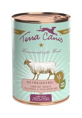 Terra Canis Graanvrij 400 gr - Lam met pompoen, pastinaak & passiebloem