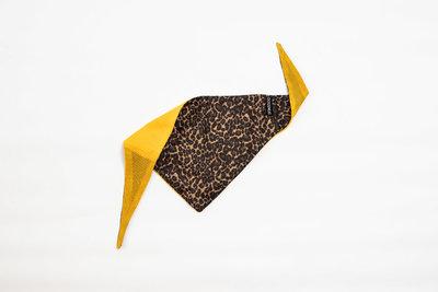 Dogsnug Designer 'Luipaard' Koel Bandana