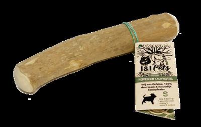 I&I Pet Supplies Koffieboom kauwwortel S