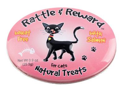 R&R Natural cat treats Samon/Trout 30gr