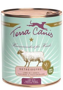 Terra Canis Graanvrij 800 gr - Lam met pompoen, pastinaak & passiebloem